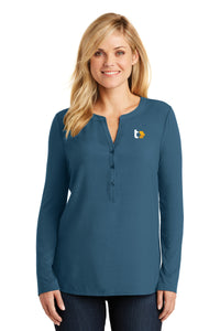 Tactive Concept Henley Tunic