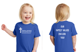 NUMC Pride Toddler Tee