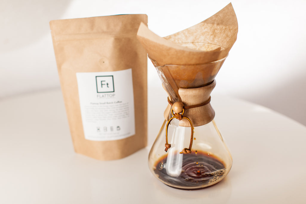 Chemex Pour Over Coffee Brewing System