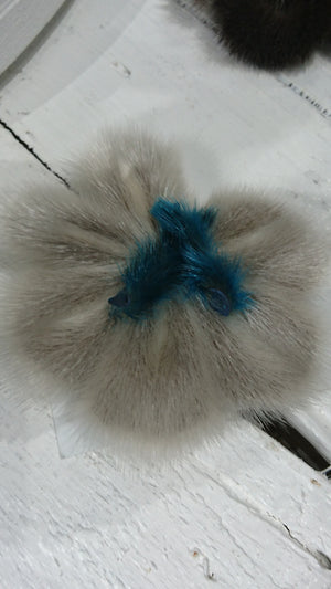 Seal Skin Brooches