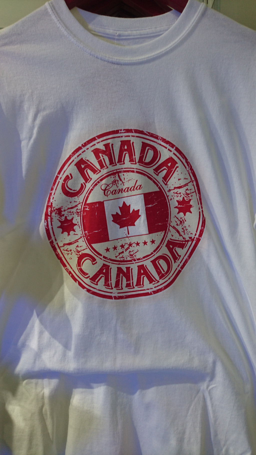 Canada Stamp - Tee