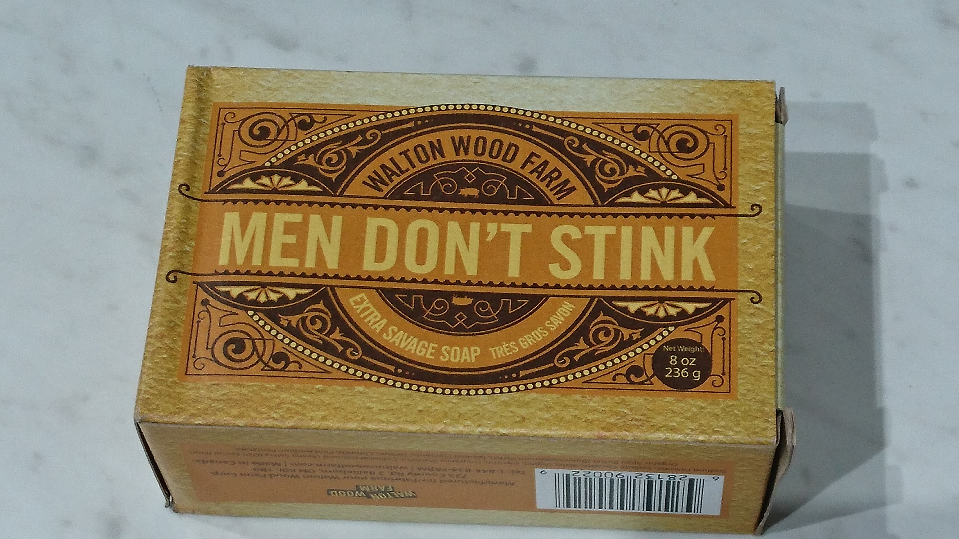 Boys Don't Stink