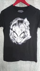 Women's Spiderman Grunge Shirt