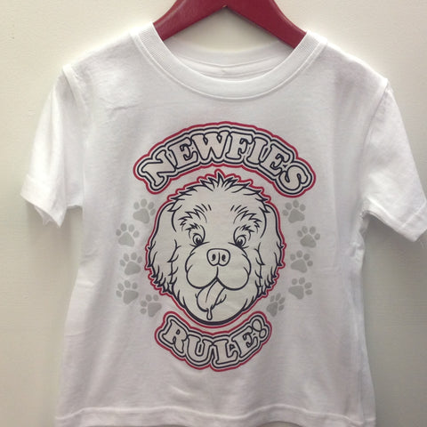 Newfies Rule - Colour Changing Shirt