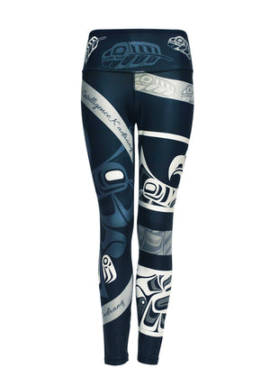 Eco-Friendly Canadian Made Leggings/Yoga Pants