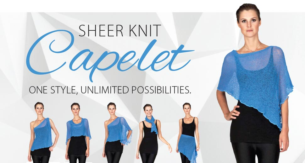 8 in 1 Capelet