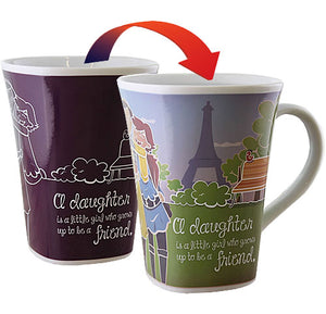 Colour Changing Mugs