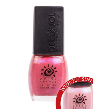 Colour Changing Nail Polish - NEW!
