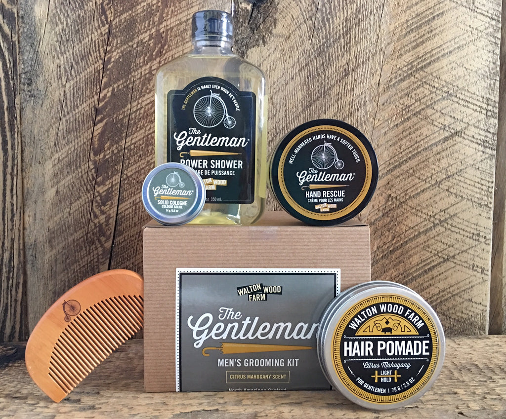 Gentleman's Premium Grooming Collection