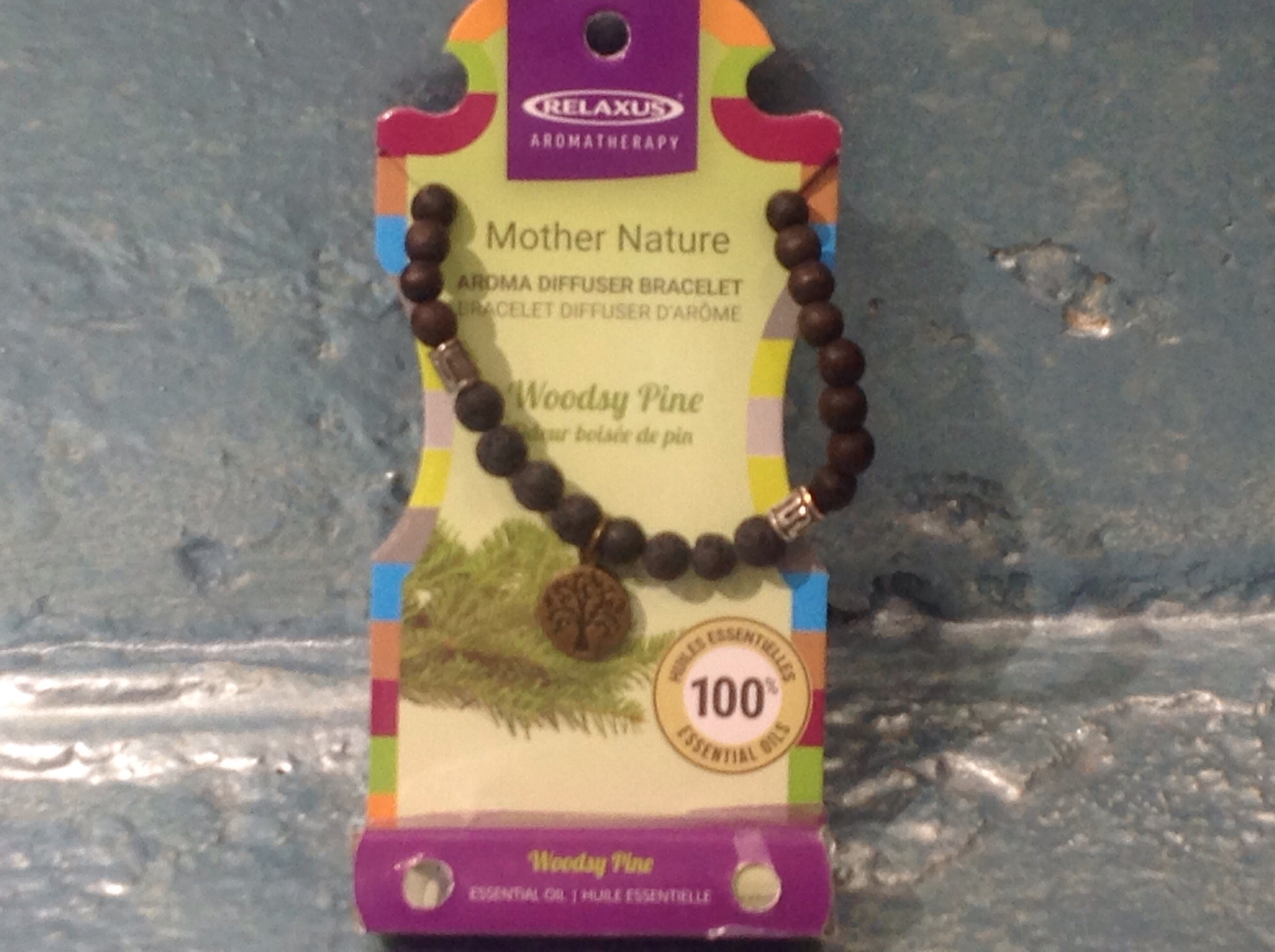 Mother Nature's Aroma Bracelets