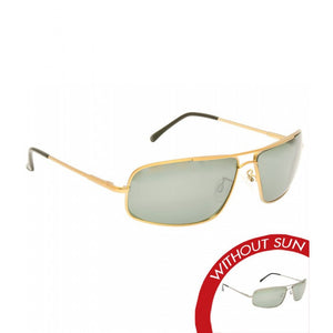 Aviator Style Colour Changing Sunglasses