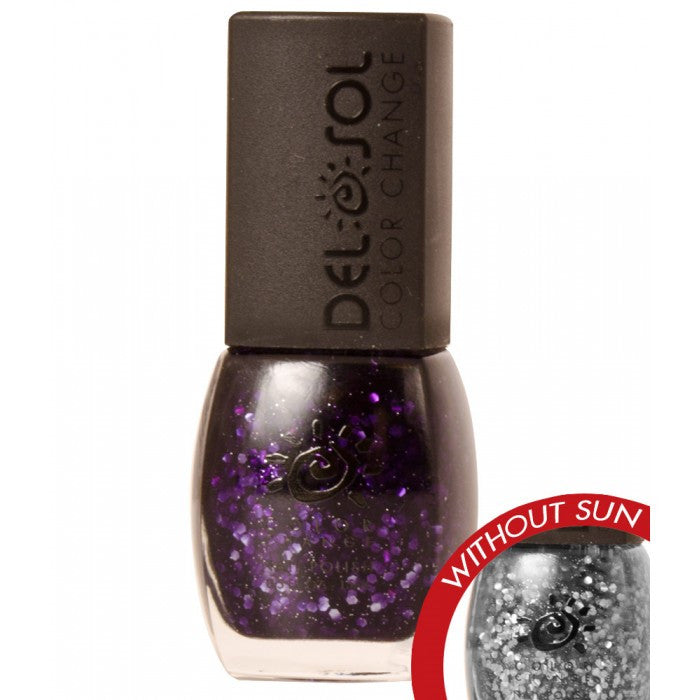 Colour Changing Nail Polish - Glitter/Speckles