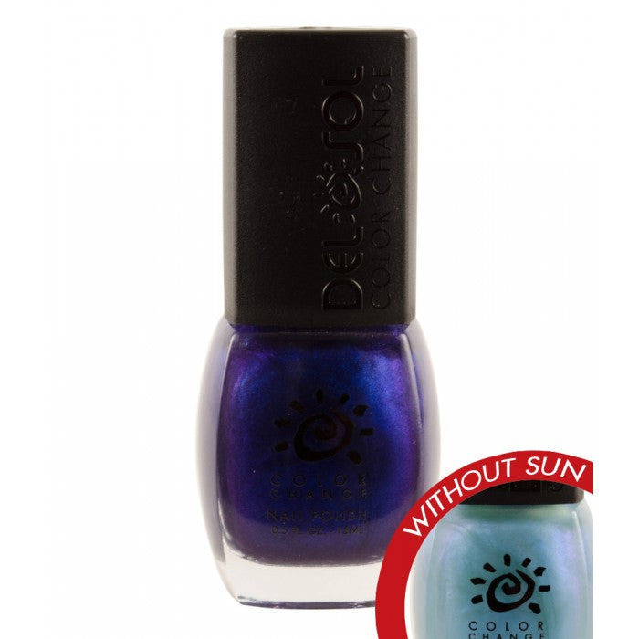 Colour Changing Nail Polish - Solid Colours