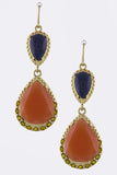 Drop Statement Earrings