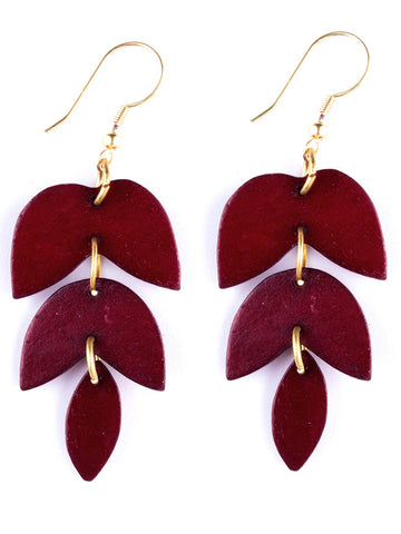 Climbing Vine Earrings