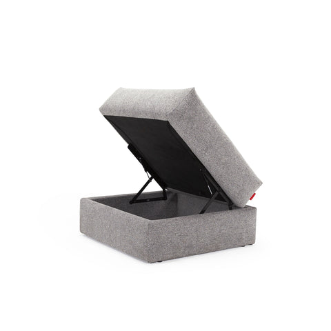 Nest Storage Ottoman (same fabric as Sofa)