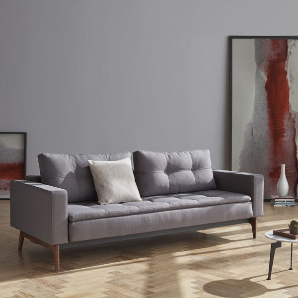Nordic Sofa Bed - with arms (Double)