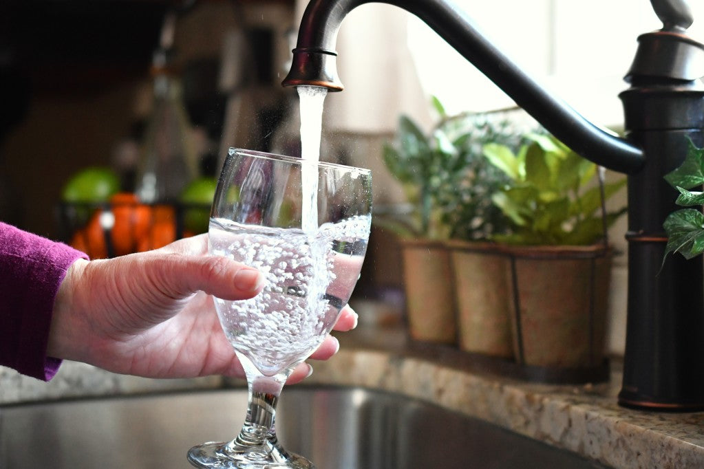 Healthy Skin: The Importance of Water