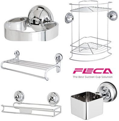 Bathroom Shower Accessories That Work in Any Room - Shop Now – FECA USA
