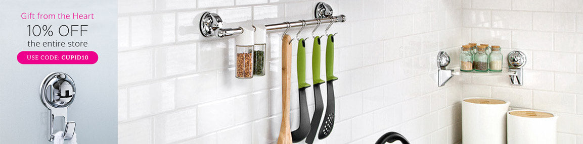 The Perfect Suction Cup Product Gifts for the Kitchen