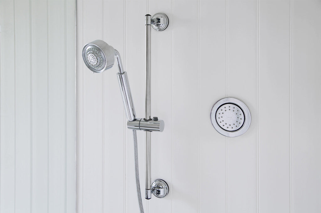 ... Adjustable Hand Shower Holder Suction Mount Wall