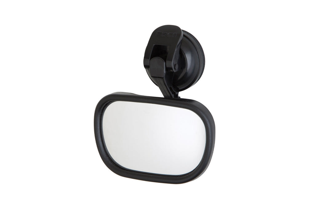 blind spot mirror black suction car windshield