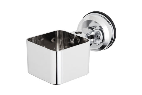 Catchall Holder in Chrome