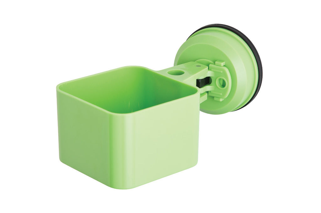 catchall holder green suction office supplies