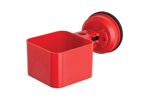 catchall holder red suction office supplies keys