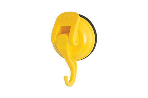 color pop large suction hook yellow hang multi purpose