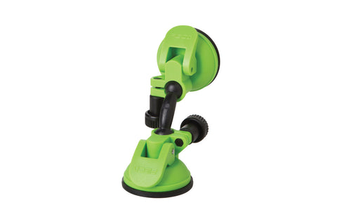 compact swivel mobile tablet stand green suction cup swivel
