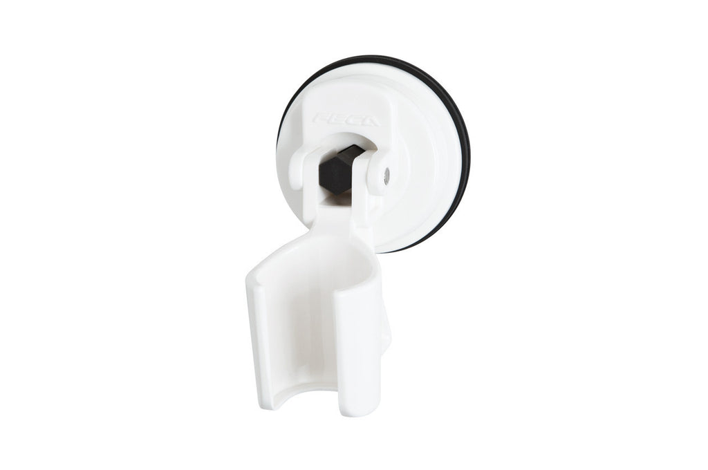 hand shower holder white suction cup bath