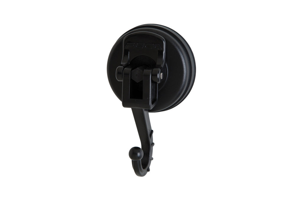 large suction swivel hook black hanging adjustable angle