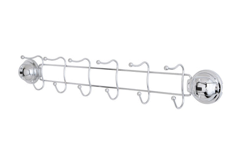 stainless steel coat rack suction bed organize storage