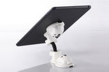 swivel mobile tablet stand white suction ipad viewing