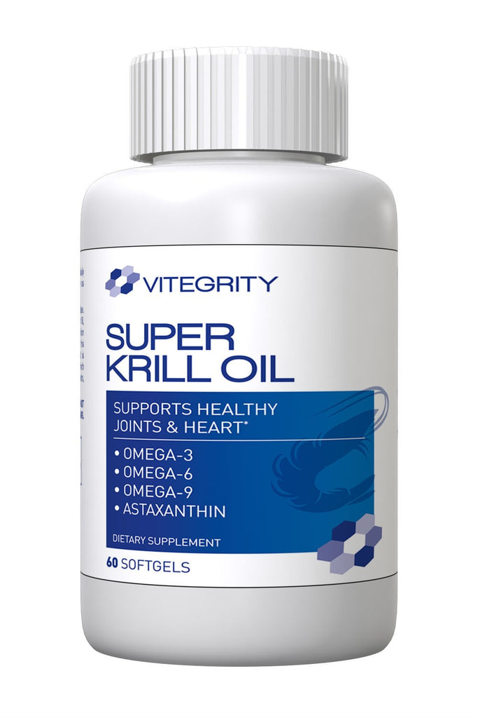 Super Krill Oil - Boost Health & Wellness