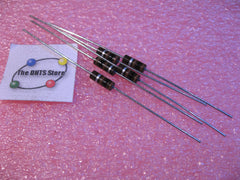 Resistor Carbon Composition 100 Ohms 10% 1/2 Watt 5-Pack