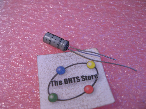 Capacitor Electrolytic 4.7uF 10VDC Radial Orion Japan