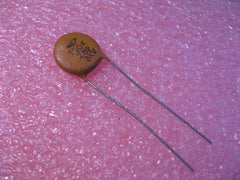 Capacitor Ceramic Disc 150pF 10% 3000V Radial Z5P