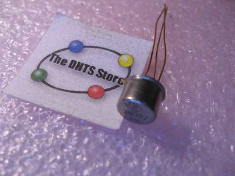Transistor 2N1377 Texas Instruments PNP Germanium TO-5