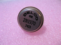 Transistor 2N1970 GM Delco PNP Germanium High Power TO-36