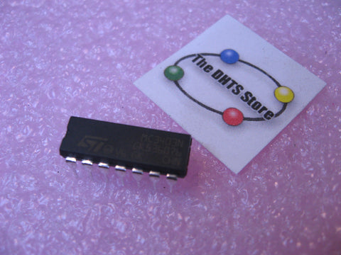IC MC3403N ST Microelectronics Quad Operational Amplifier Low Power 14 Pin DIP