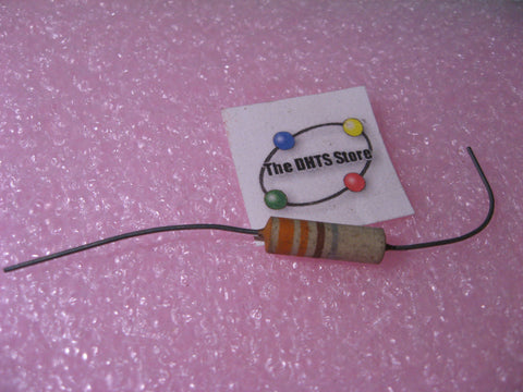 Resistor ERIE Ceramic Carbon Type-8 330 Ohms 10% 1/2 Watt