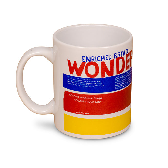 enriched bread - coffee mug