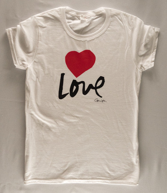 Love Shirt - White