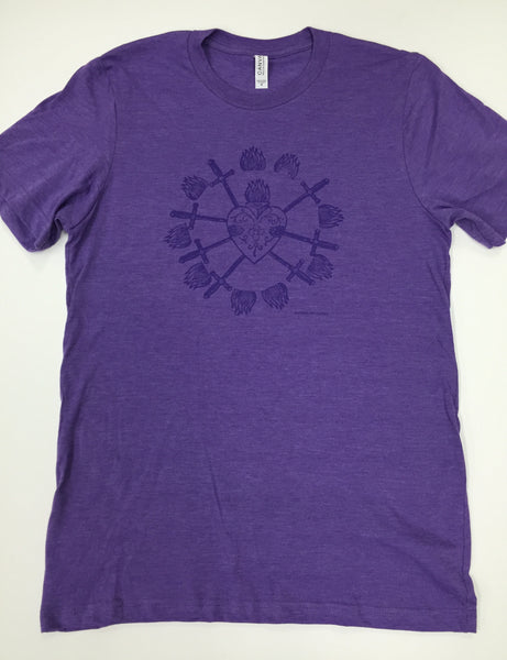 purple / XL