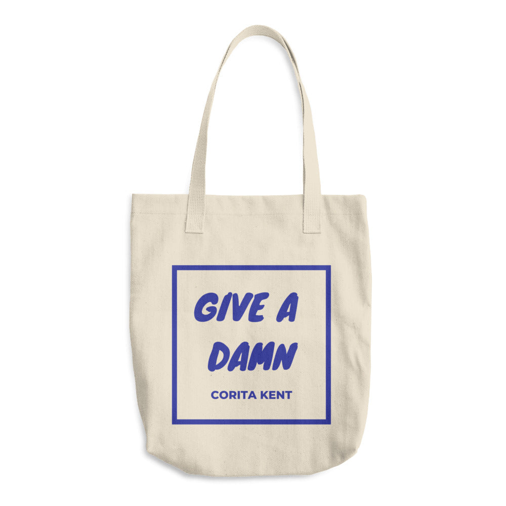 give a damn tote