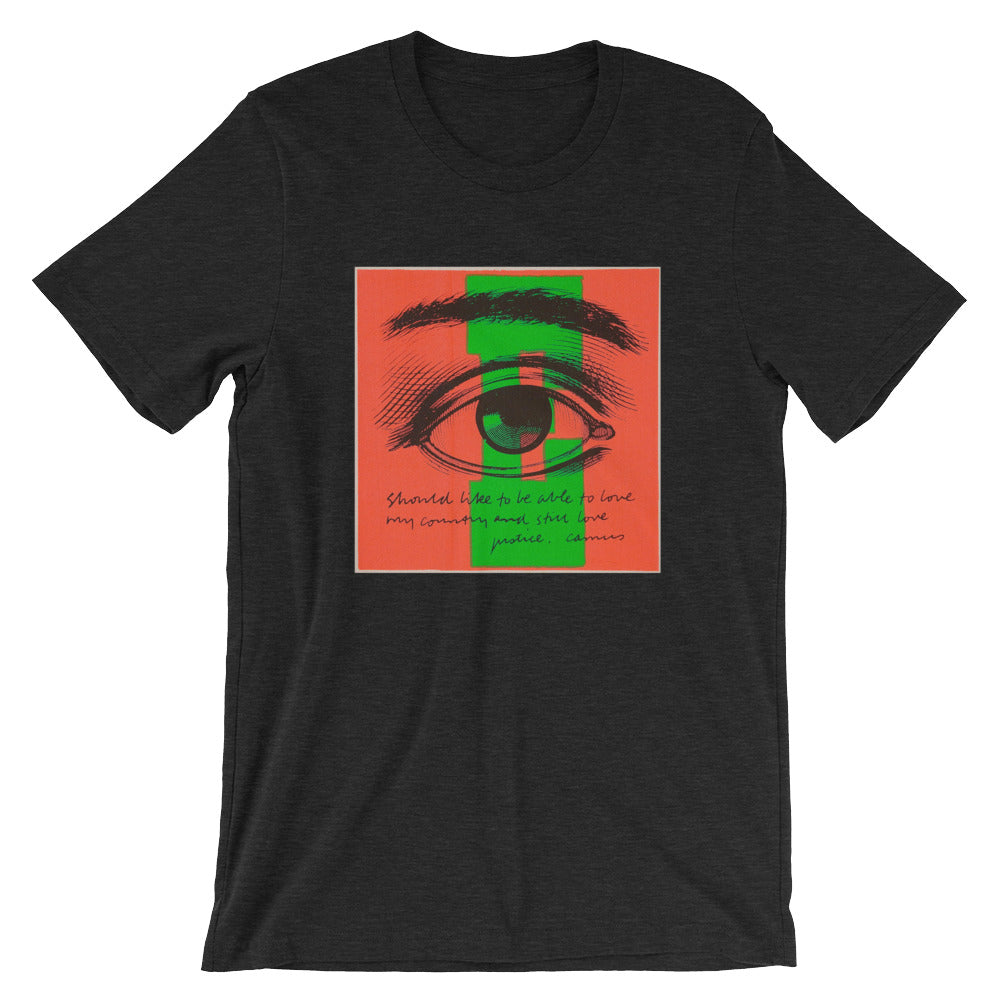E Eye Love Unisex T-Shirt