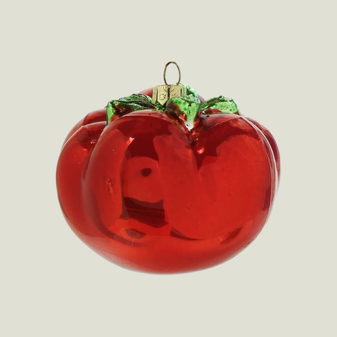 juiciest tomato ornament