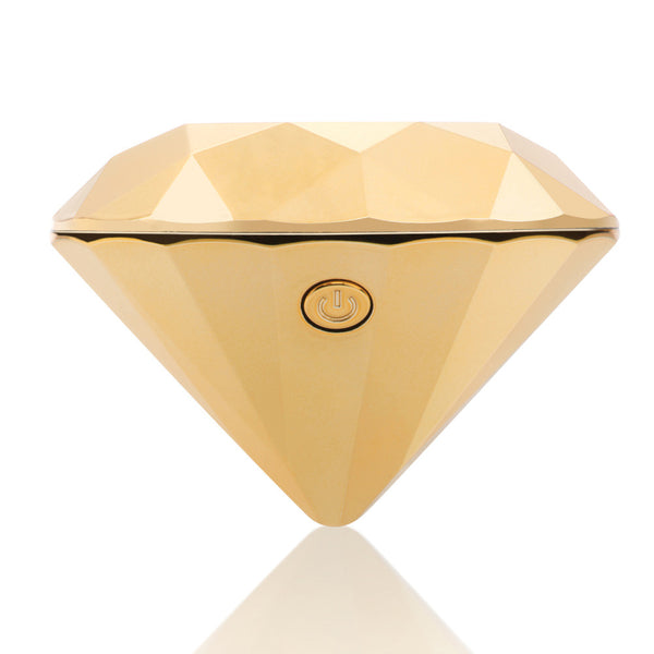Bijoux Vibrating Diamond - Peachy Keen  - 3
